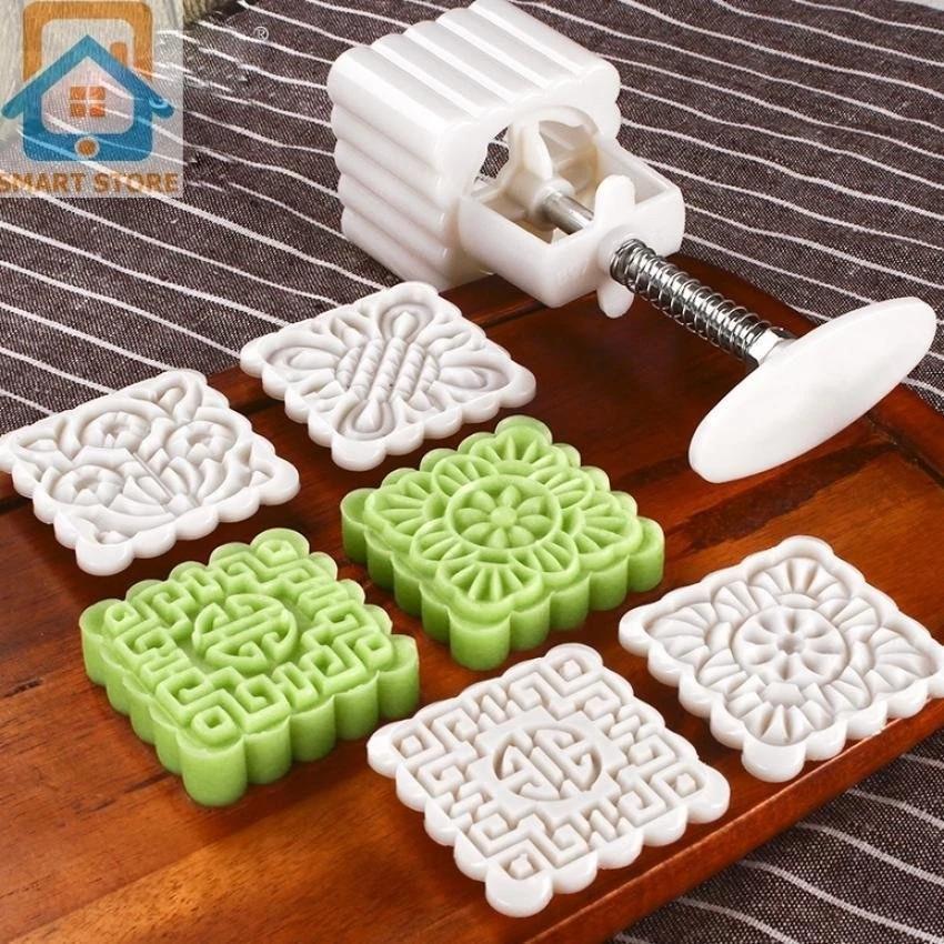 Combo bộ khuôn làm bánh trung thu hình tròn và hình vuông - 3247825 , 392273996 , 322_392273996 , 109000 , Combo-bo-khuon-lam-banh-trung-thu-hinh-tron-va-hinh-vuong-322_392273996 , shopee.vn , Combo bộ khuôn làm bánh trung thu hình tròn và hình vuông