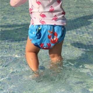 Quần bỉm bơi cho bé Wegreeco/Langsprit hàng Mỹ bé từ 5-16kg