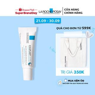 Kem Dưỡng giúp phục hồi độ ẩm bảo vệ môi La Roche-Posay Cicaplast Lips 7.5ml