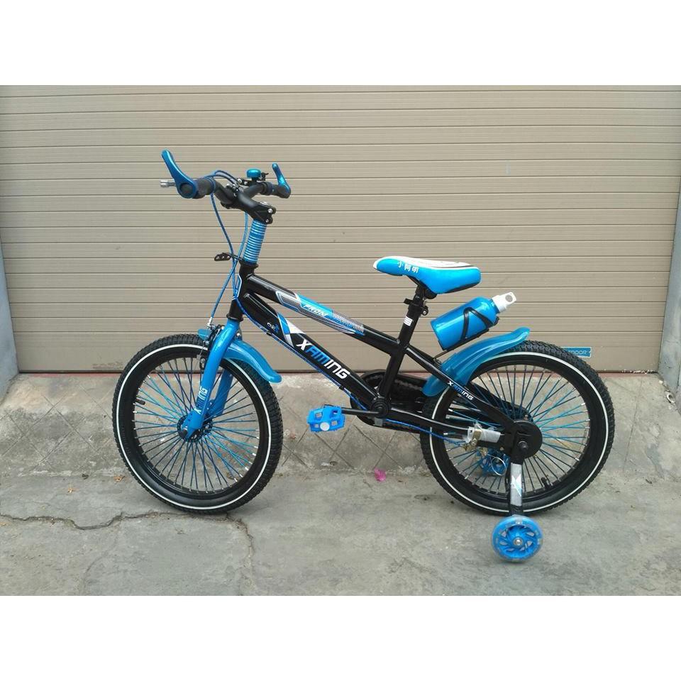[KHO SỈ] Xe đạp thể thao cho bé 3-4t, 4-5t, 5-7t (bánh 12/14/16 inch)