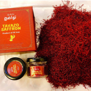 saffron number one