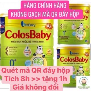Sữa Bột Colosbaby IQ 800g IGG1000 các số