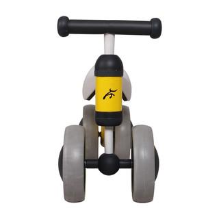 Xe chòi chân 4 bánh tự cân bằng