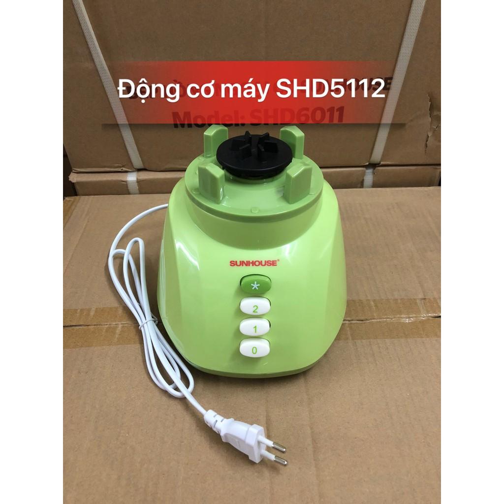 Phụ kiện máy xay sinh tố Sunhouse SHD5112 chính hãng