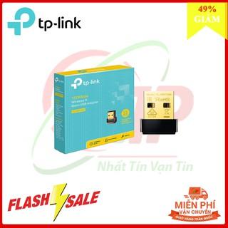 TP-Link N 150Mbps USB Bộ thu WiFi Siêu nhỏ gọn- TL-WN725N – Hàng Chính Hãng
