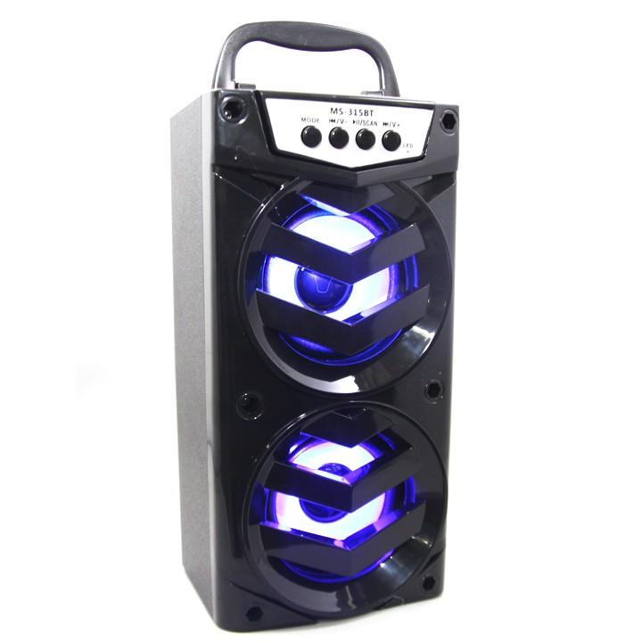 Loa bluetooth xách tay đa năng NTC MS-315BT 8W (Đen) - 2563712 , 460340082 , 322_460340082 , 244000 , Loa-bluetooth-xach-tay-da-nang-NTC-MS-315BT-8W-Den-322_460340082 , shopee.vn , Loa bluetooth xách tay đa năng NTC MS-315BT 8W (Đen)