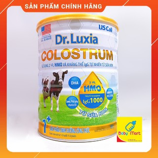 SỮA DR.LUXIA COLOSTRUM 1+