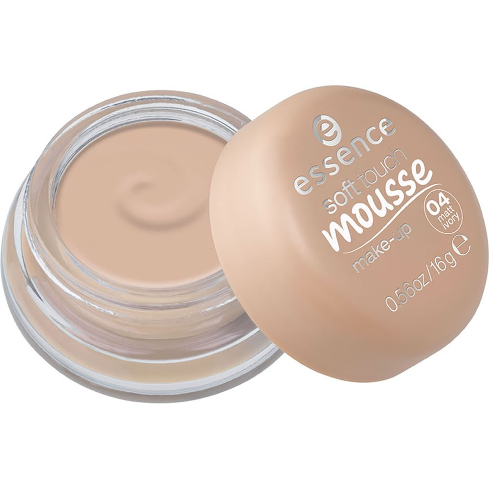 Phấn tươi Đức Essence Soft Touch Mousse