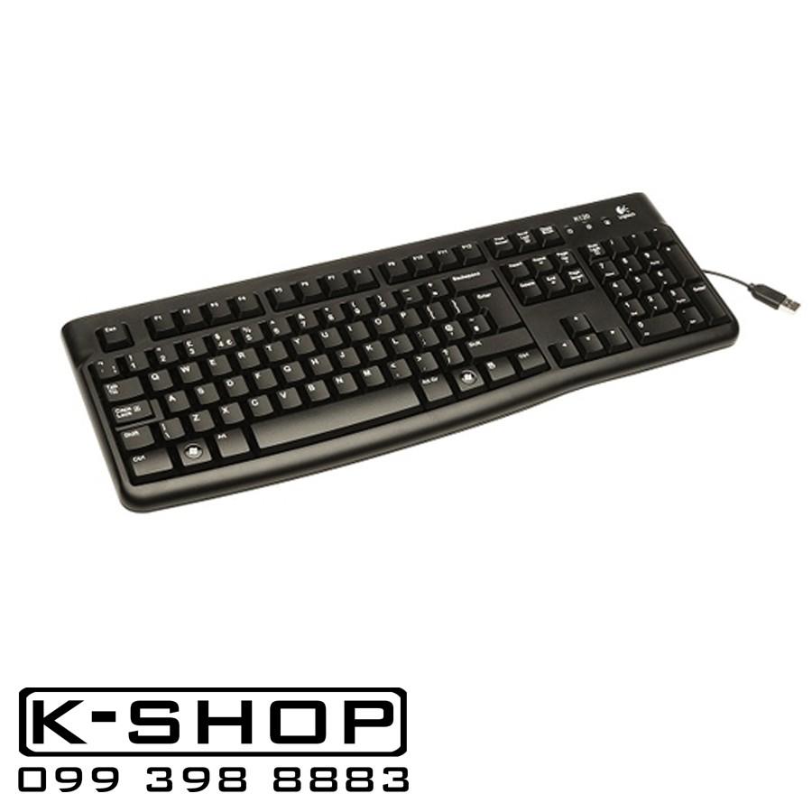 [Digiworld] Bàn phím dây Logietch K120 USB