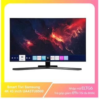 Smart Tivi Samsung 4K 43 inch UA43TU8500 thumbnail