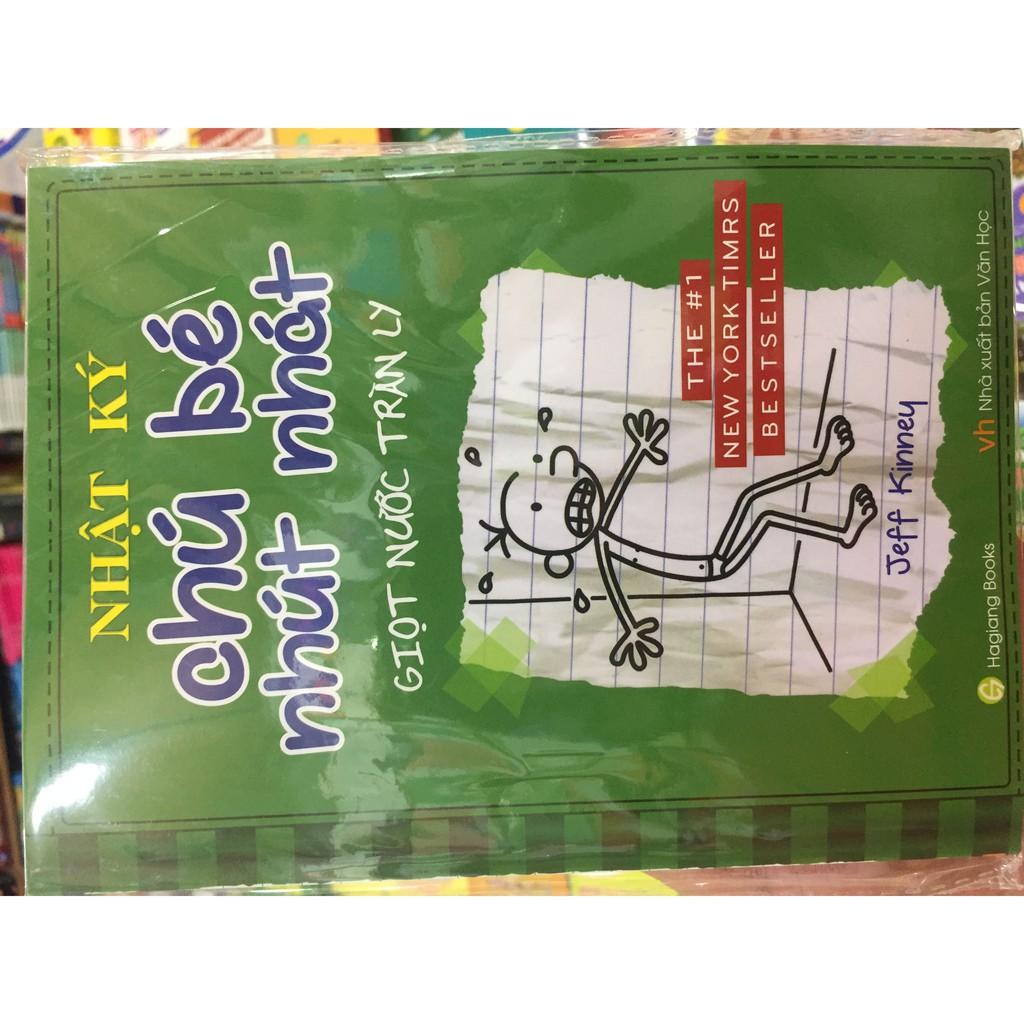 Sách - Nhật Ký Chú Bé Nhút Nhát - Tập 3: Giọt Nước Tràn Ly - 3445090 , 1156380003 , 322_1156380003 , 60000 , Sach-Nhat-Ky-Chu-Be-Nhut-Nhat-Tap-3-Giot-Nuoc-Tran-Ly-322_1156380003 , shopee.vn , Sách - Nhật Ký Chú Bé Nhút Nhát - Tập 3: Giọt Nước Tràn Ly