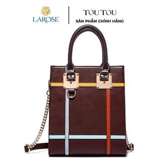 Túi đeo vai TOUTOU nữ dáng vuông sang trọng và thời trang T7796 thumbnail