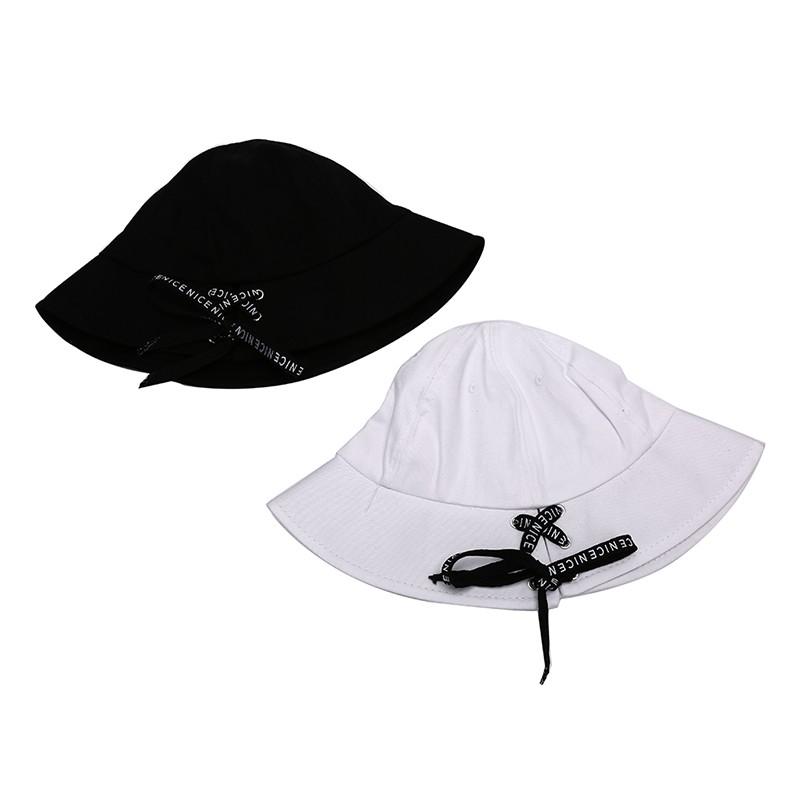 New Bucket Cotton Cap strap Peak Classic Unisex Mens Ladies Hat Adjustable