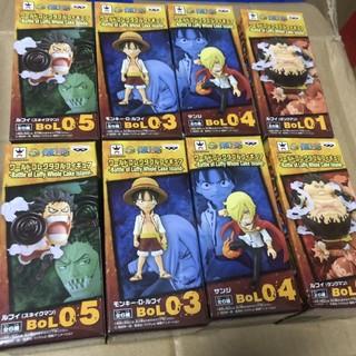 FAMHOUSE - Mô hình Luffy Sanji wcf chính hãng gear 4 tankman thumbnail