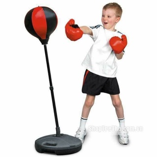 [giá siêu rẻ] bộ đấm bốc boxing cho bé