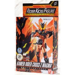 Mô hình RKF Legend Rider Series Build Kamen Rider Cross-Z Magma