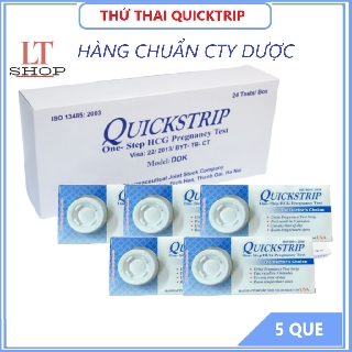 COMBO 5 QUE THỬ QUICK