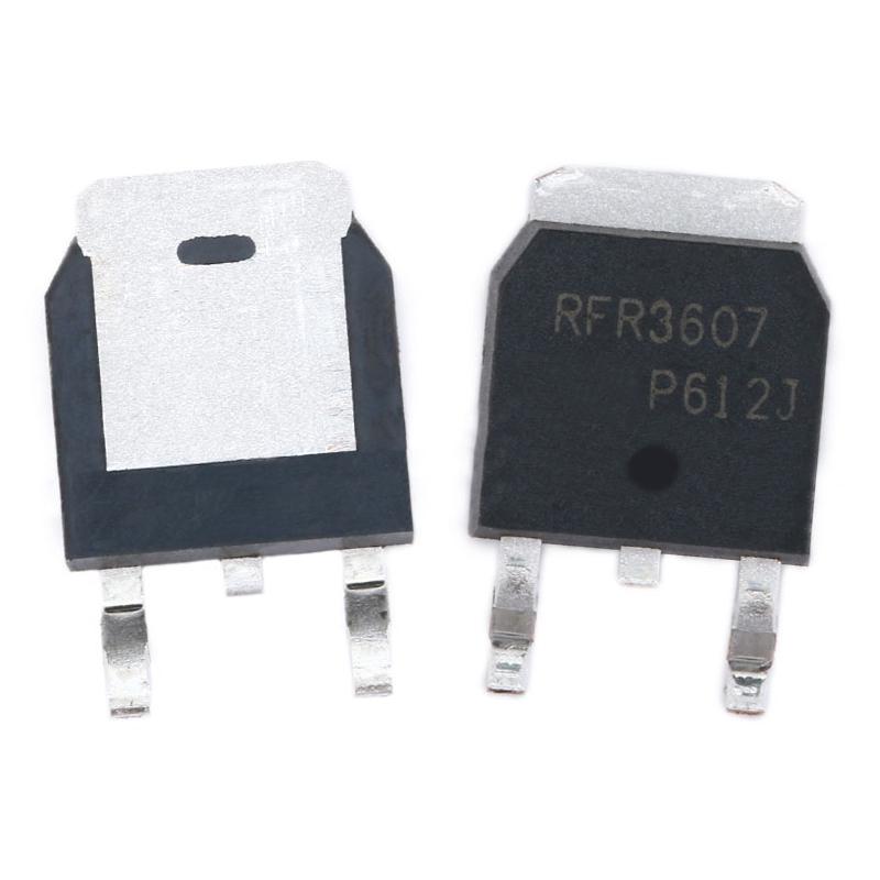linh kiện điện tử irfr3607trpbf smd to - 252 hiệu ứng trường oxit kim loại