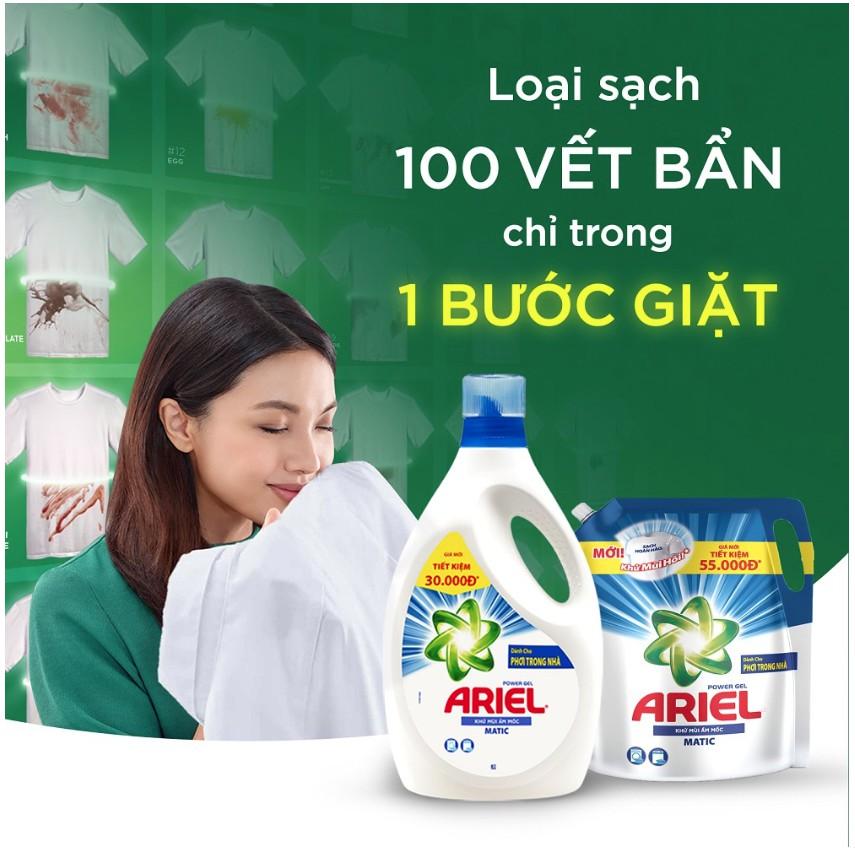 Nước Giặt Ariel Khử Mùi 3.25kg
