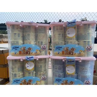 [Sale] Combo 4 lốc sữa gấu Nestle Thái Lan tăng cân và tăng chiều cao 48 lon tặng 2 hộp nhựa thumbnail
