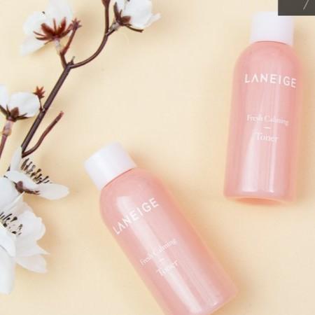 [Laneige] Nước hoa hồng cân bằng, dịu mát da Laneige Fresh Calming Toner (50ml) - 3109292 , 1016116747 , 322_1016116747 , 60000 , Laneige-Nuoc-hoa-hong-can-bang-diu-mat-da-Laneige-Fresh-Calming-Toner-50ml-322_1016116747 , shopee.vn , [Laneige] Nước hoa hồng cân bằng, dịu mát da Laneige Fresh Calming Toner (50ml)