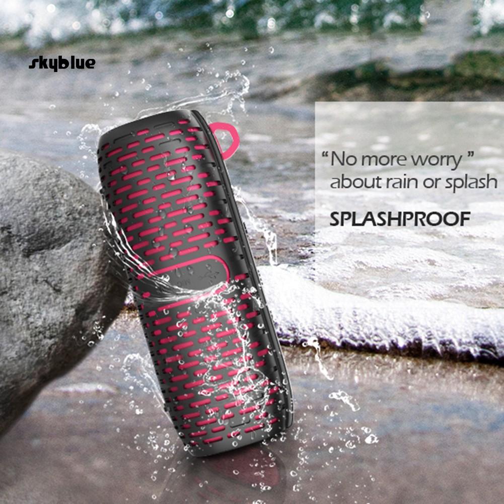 Loa Bluetooth mini skbl chống nước âm thanh Stereo