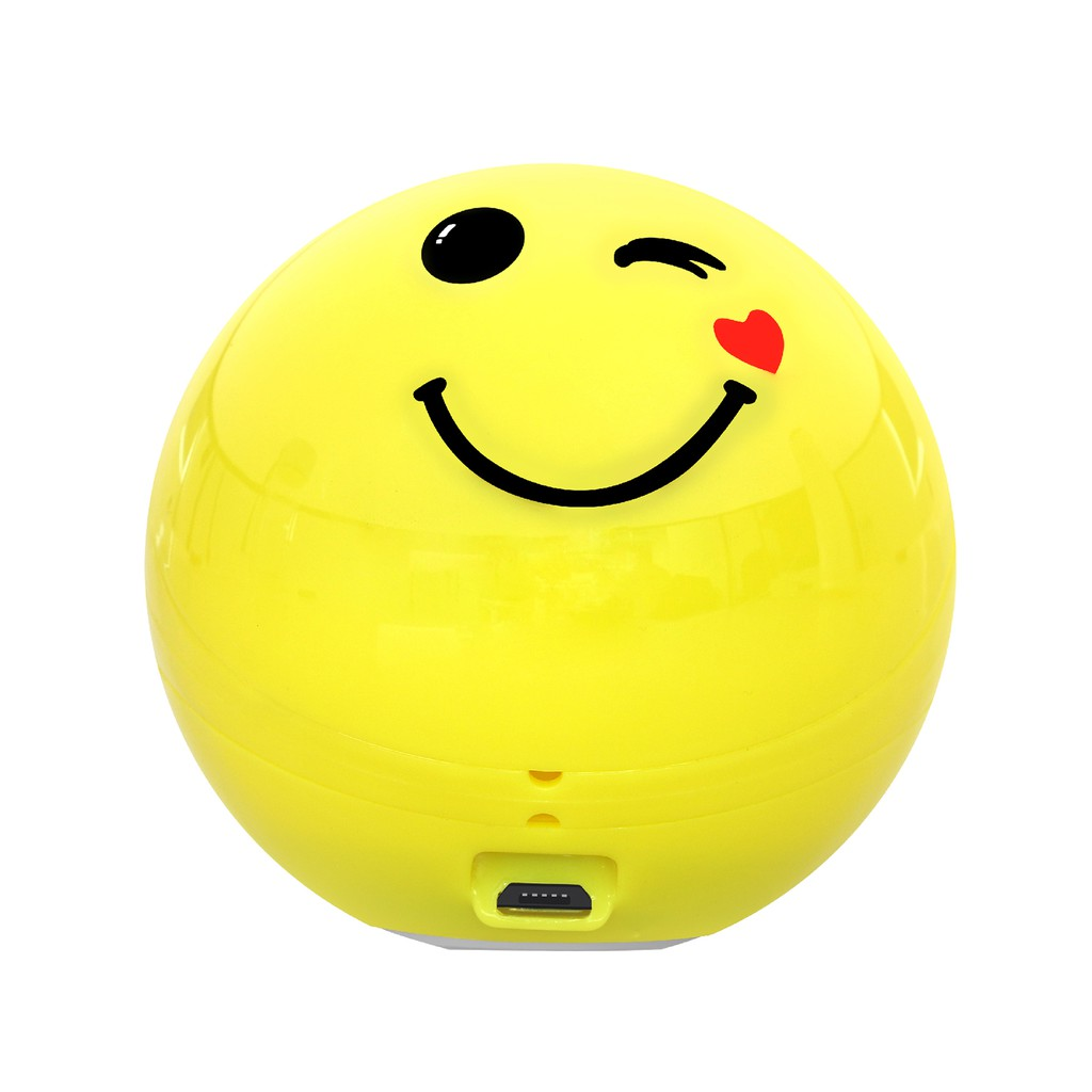 Loa Bluetooth Promate FlirtyFunk biểu tượng Winking Face