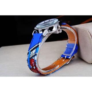 Đồng hồ đeo tay siêu nhân nhện cho bé trai