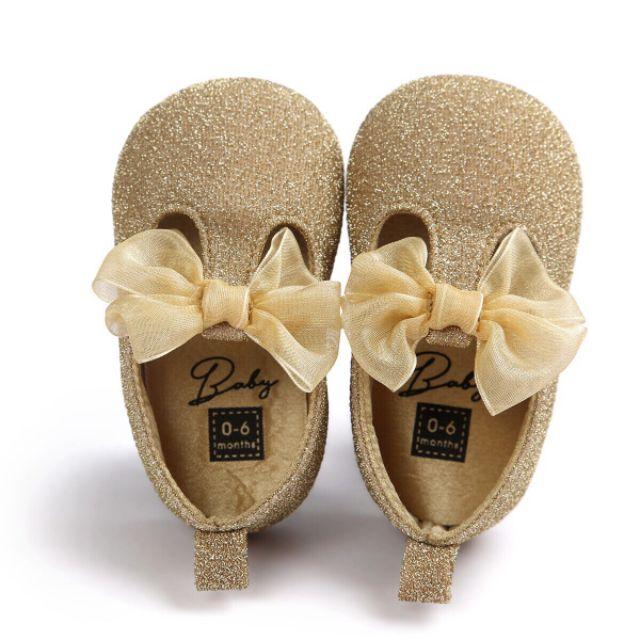 Giày tập đi nơ kim tuyến cực xinh bé gái( xuất xịn) - 14025956 , 1345923256 , 322_1345923256 , 129000 , Giay-tap-di-no-kim-tuyen-cuc-xinh-be-gai-xuat-xin-322_1345923256 , shopee.vn , Giày tập đi nơ kim tuyến cực xinh bé gái( xuất xịn)