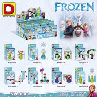 lego mini các nhân vật trong phim Frozen