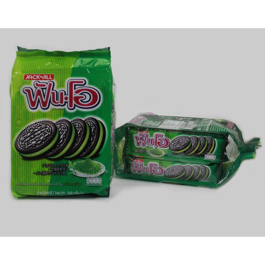 bánh WUFO bánh nhân kem, bánh bích quy thái lan