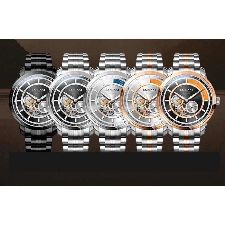 Đồng hồ nam Lobinni No.9017-10