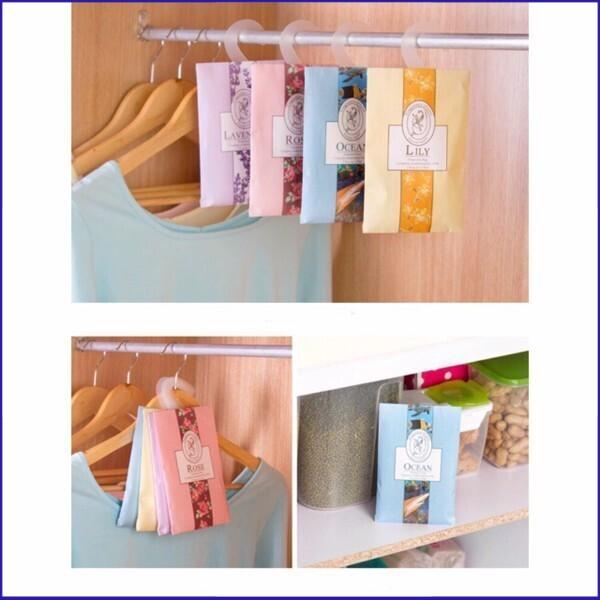 (Hot Hot) túi thơm để trong tủ quần áo có móc treo tiện lợi