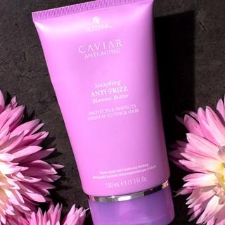 Kem dưỡng tóc Alterna Haircare CAVIAR Anti-Aging Anti-Frizz Blowout Butter 25ml thumbnail