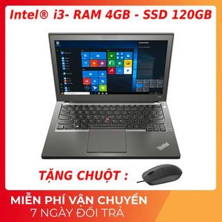 laptop i3 Máy tính xách tay, Lenovo Core Nhập Khẩu LIKENEW, tặng kèm chuột mới 100%