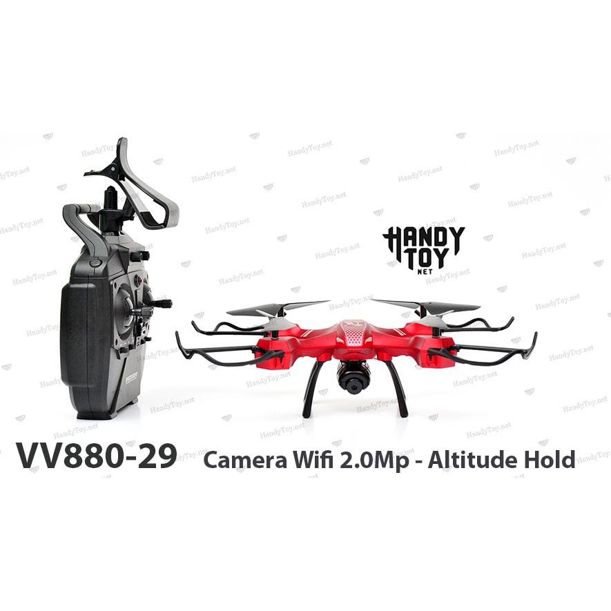 VV880-29 Máy bay điều khiển từ xa bốn cánh quạt