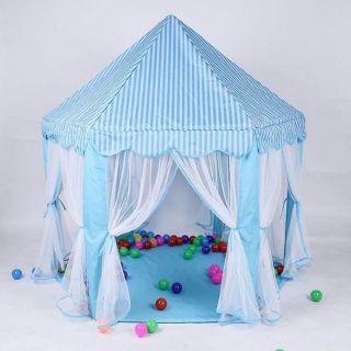 Lều công chúa, lều hoàng tử (Màu xanh)