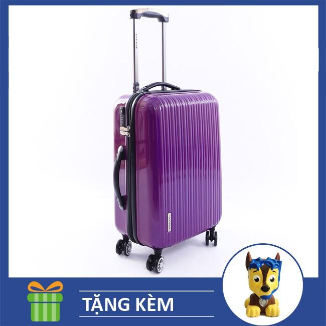 Vali kéo 20 inch có khóa số TSA Lock&Lock Samsung Travel Zone LTZ994 tím tặng kèm Chó bơi Paw Patrol - 2424717 , 1096627307 , 322_1096627307 , 950000 , Vali-keo-20-inch-co-khoa-so-TSA-LockLock-Samsung-Travel-Zone-LTZ994-tim-tang-kem-Cho-boi-Paw-Patrol-322_1096627307 , shopee.vn , Vali kéo 20 inch có khóa số TSA Lock&Lock Samsung Travel Zone LTZ994 tím