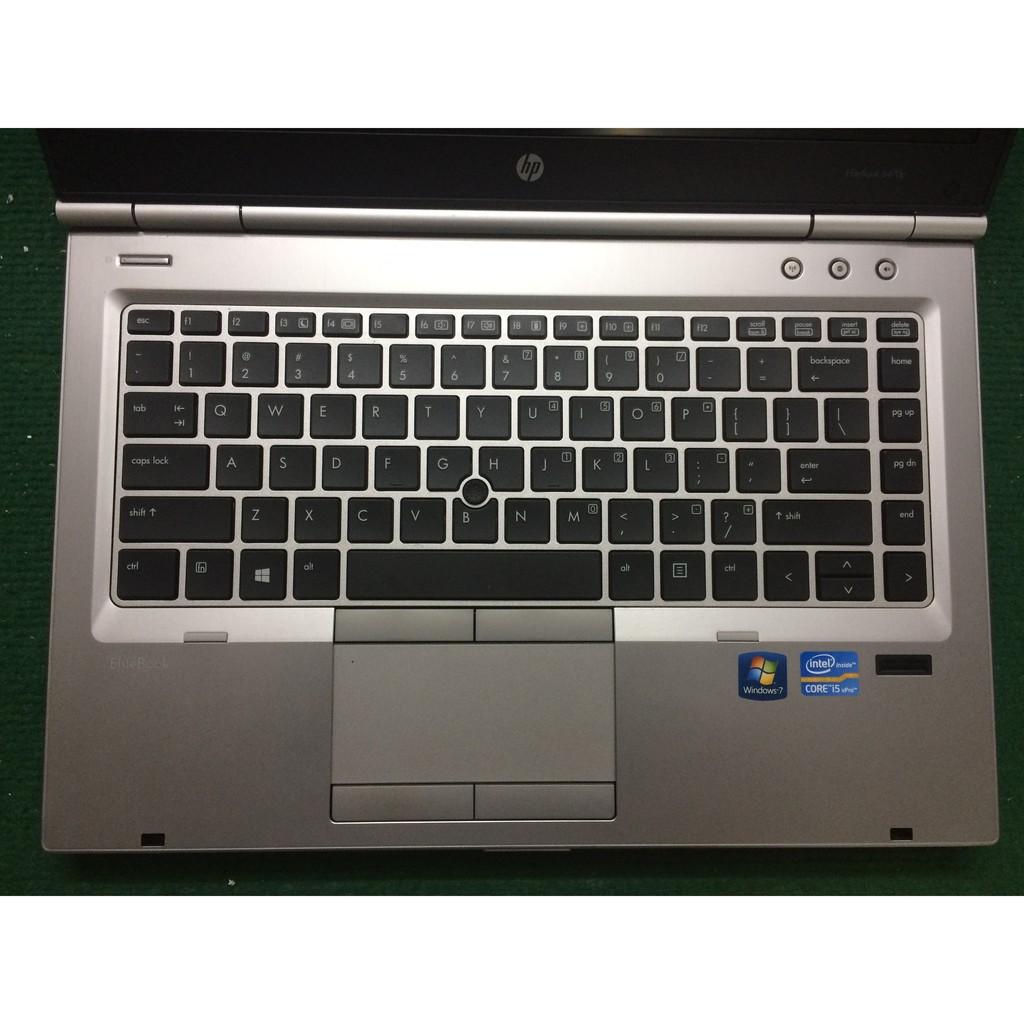 Laptop hp8470p