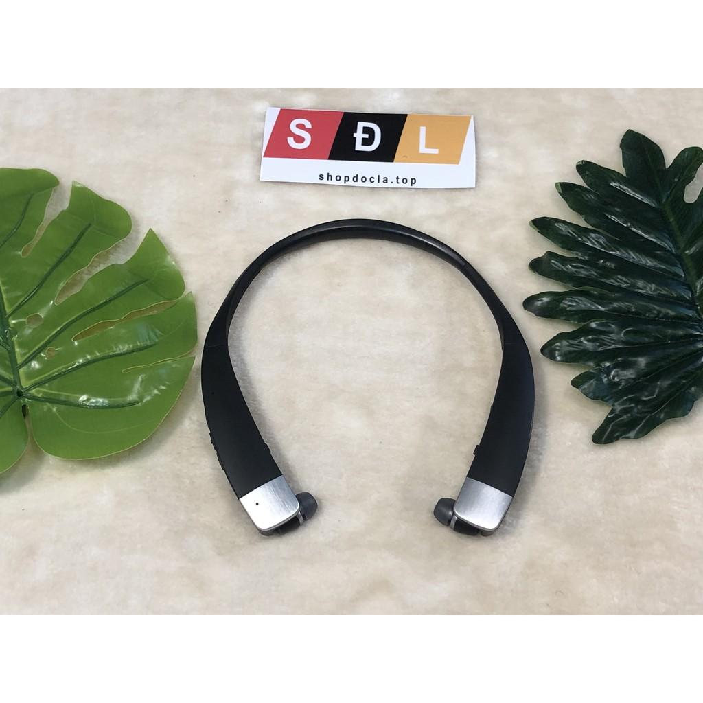 Tai nghe bluetooth Insignia NS-CAHBTEB02-BLK Wireless In-Ear, loại dâ