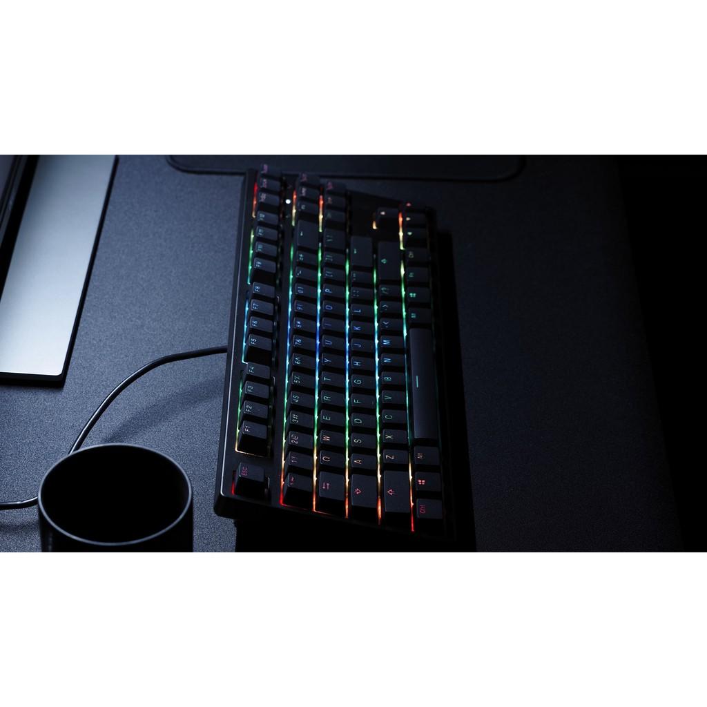 [Mã ELTECHZONE giảm 5% đơn 500K] Bàn phím cơ AKKO 3087S RGB – Black (Cherry switch)