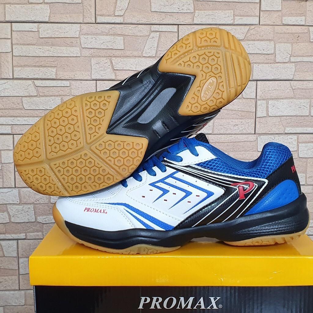 Giày Promax chuyên dụng chơi cầu lông, bóng chuyền, bóng bàn, chính hãng đủ size nam và nữ