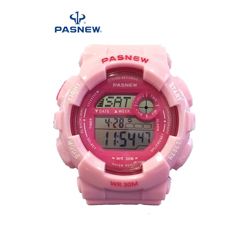 Đồng hồ unisex Pasnew 480GB Hồng - 3585355 , 1112180480 , 322_1112180480 , 999000 , Dong-ho-unisex-Pasnew-480GB-Hong-322_1112180480 , shopee.vn , Đồng hồ unisex Pasnew 480GB Hồng