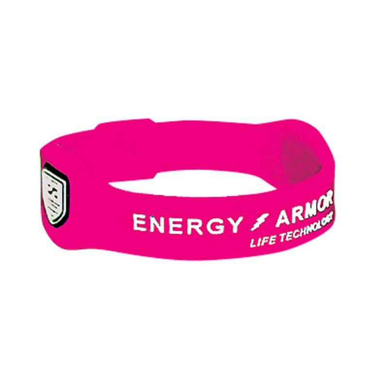 Vòng ổn định huyết áp Mỹ - Energy Armor - HỒNG
