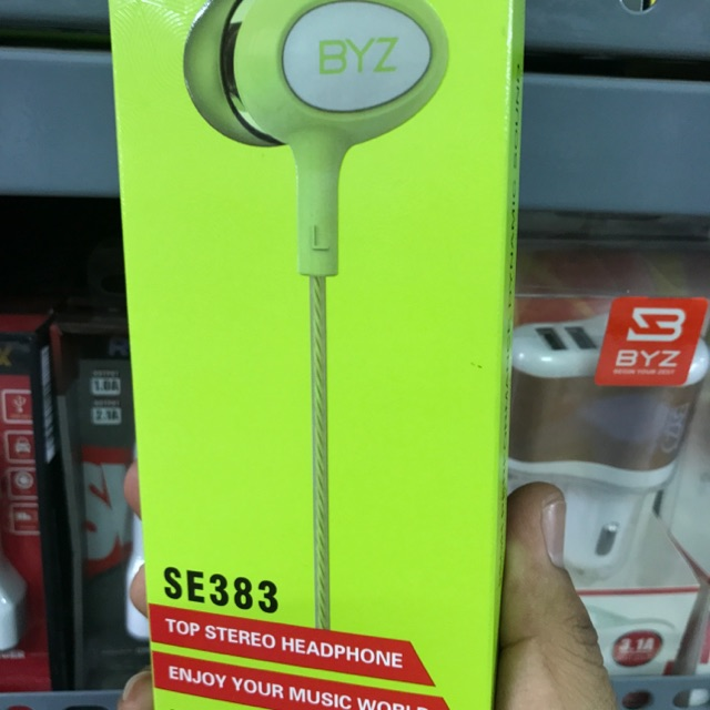Tai nghe byz SE383 chính hãng