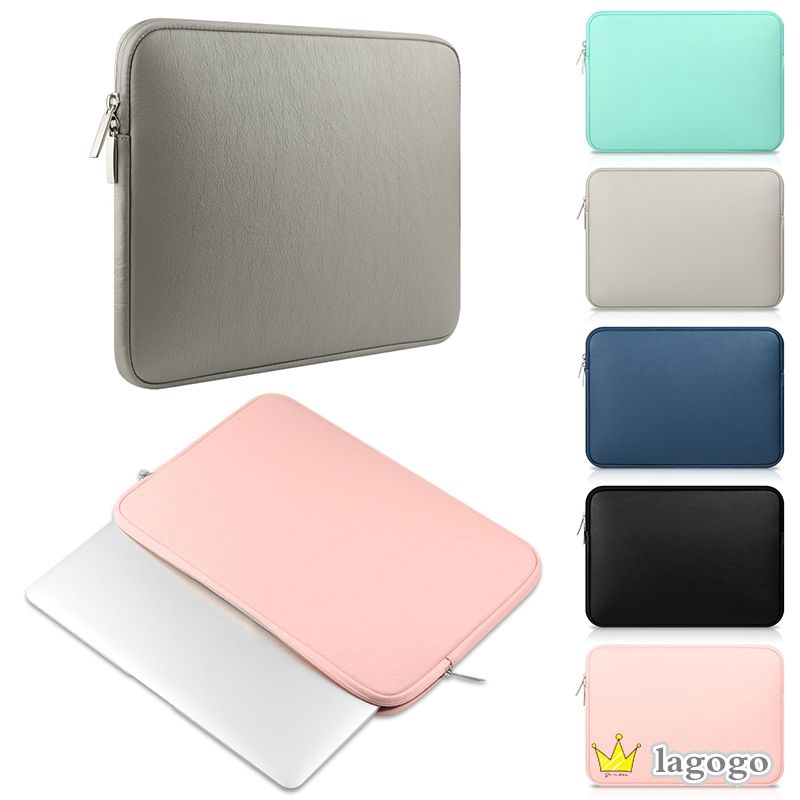 Waterproof PU Leather Laptop Sleeve Bag For Macbook Pro 11.6inch Handbag Case LO Giá chỉ 128.260₫