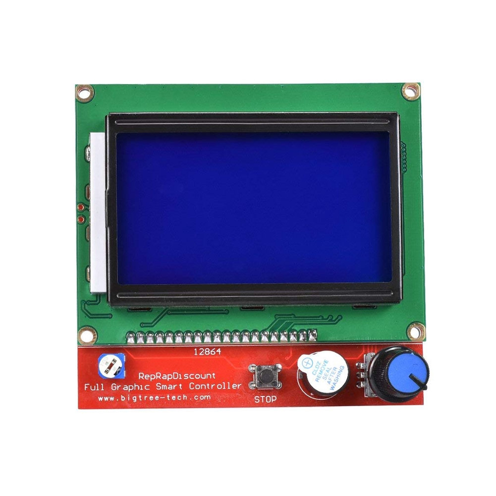 3D Printer Durable LCD Display Graphic Expansion Practical RAMPS 1.4 Accessories Replacement Controller Board Giá chỉ 190.000₫