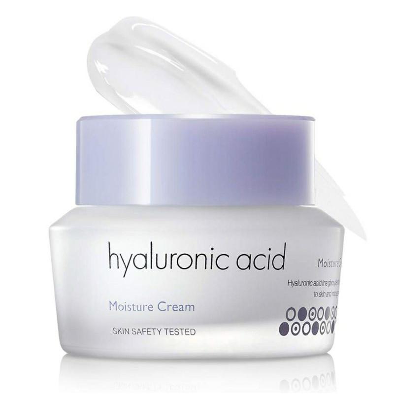 Kem dưỡng ẩm It's Skin Hyaluronic Acid Moisture Cream   Shopee Việt Nam