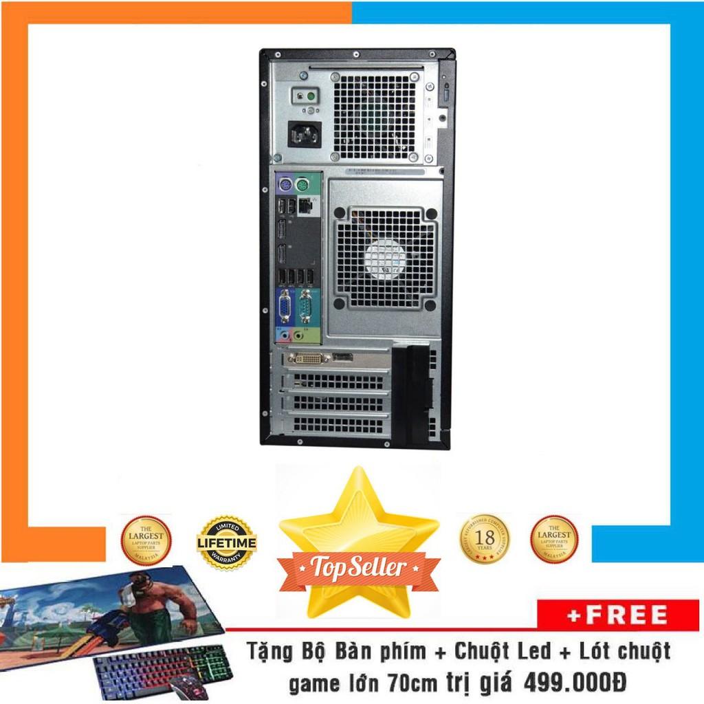 PC đồng bộ Dell Precision T1650CPU Core i5 3570, Ram 4GB, SSD 120GB