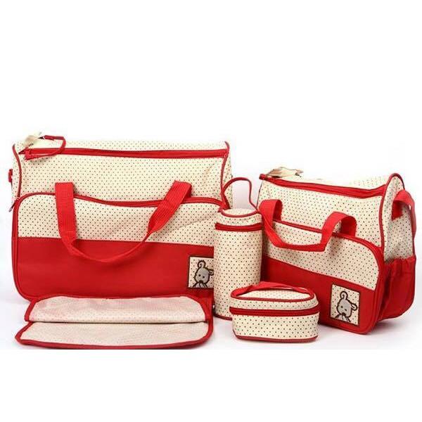Set túi 5 chi tiết cho mẹ và bé - 15241085 , 536787989 , 322_536787989 , 210000 , Set-tui-5-chi-tiet-cho-me-va-be-322_536787989 , shopee.vn , Set túi 5 chi tiết cho mẹ và bé